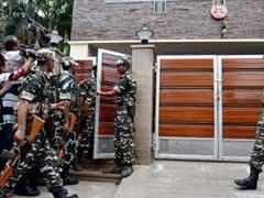 24-Hour Raids At Tamil Nadu Chief Secretary P Rama Mohana Rao's Home, Office