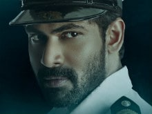 Ghazi: Rana Daggubati's 'Dangerous' Underwater Shoot Off The Vizag Coast