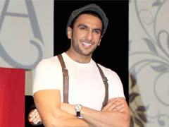 I Should Have My Own App: Ranveer Singh