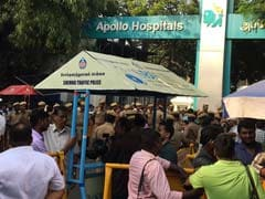 Jayalalithaa Condition 'Very Grave', Supporters In Despair At Hospital