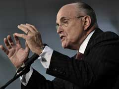 Key Trump Aide Rudy Giuliani To Chair Cyber Security Committee