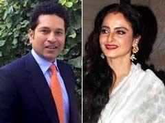 Rekha Overtakes Sachin Tendulkar To Bag 'Worst Attendance' In Rajya Sabha