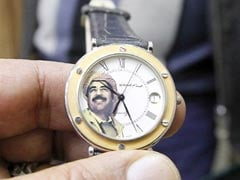 A Decade Later, Saddam Hussein 'Lives On' In Baghdad Shop