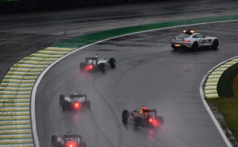 safety car f1 brazil gp