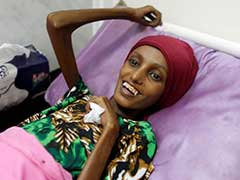 Emaciated 18-Year-Old Yemeni Girl Now Smiles But Recovery Patchy