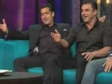 Koffee With Karan 5: Salman Khan Copies Katrina Kaif's Hook Step And Shah Rukh's 'Dialogue' in GIFs