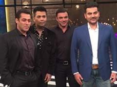 कॉफी विद करण 5: सलमान खान भाईयों के साथ होंगे 100 एपिसोड के गेस्ट