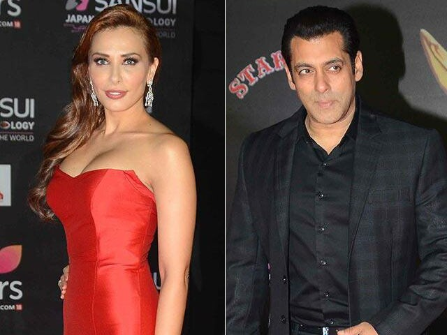Salman Khan's Birthday Gift From Iulia Vantur, As Revealed By Her