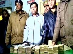 Two Arrested With Over Rs 20 lakh In New Notes In Uttar Pradesh's Sambhal
