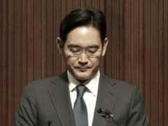 South Korea Prosecutors Seek Arrest Of Samsung Heir