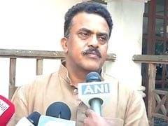 Sanjay Nirupam Alleges 'House Arrest' Ahead Of Congress' Silent March Against PM