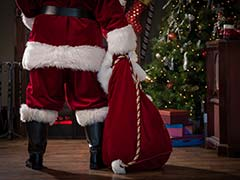 How Santa Delivers Presents On Christmas Eve Explained