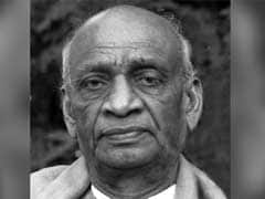 PM Narendra Modi, Other Ministers Pay Tribute To Sardar Patel On His 66th Death Anniversary
