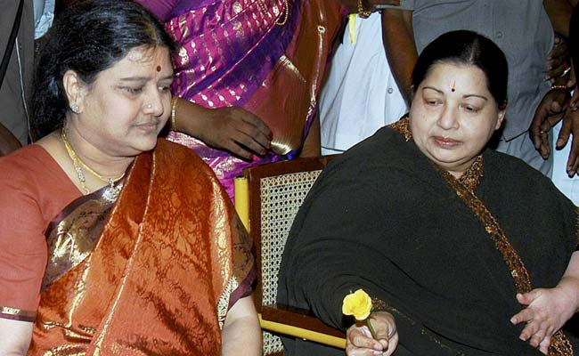As Talk Of Coup Builds, Party Focuses On Sasikala Natarajan's 'Calibre'
