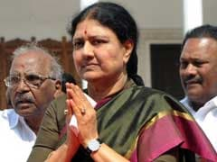 It Will Be Chief Minister VK Sasikala: 10 Facts On Her Journey