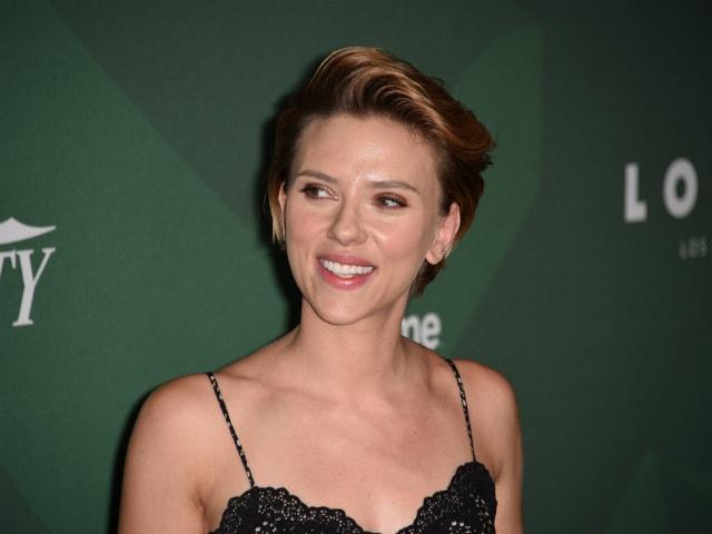 Scarlett Johansson Leads Forbes' List of World's Highest Grossing Actor
