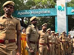 Call Triggers Bomb Scare At Apollo Hospital In Chennai