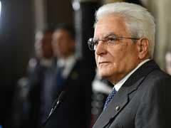 Italy President Sergio Mattarella Pledges To Solve Government Crisis Fast