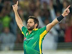 Pakistani Cricketer Shahid Afridi Announces International Retirement