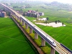 China Operationalises World's Longest Bullet Train Line