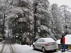 Piercing Cold Wave Condition Continues In Himachal Pradesh