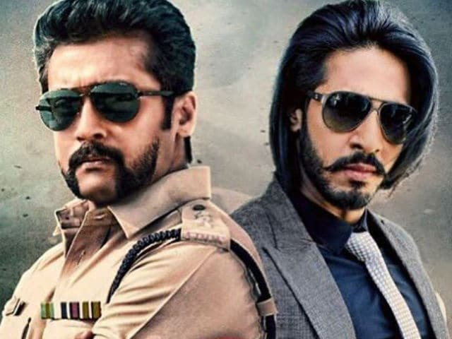 Singam 3: Suriya's Screen Nemesis Was Wounded, Carried On Filming