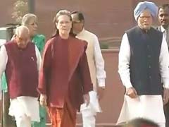 Three Opposition Parties Say 'No, Thank You' To Sonia Gandhi's Invite