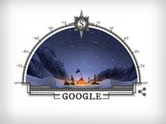Today's Google Doodle Celebrates The First Expedition To The South Pole