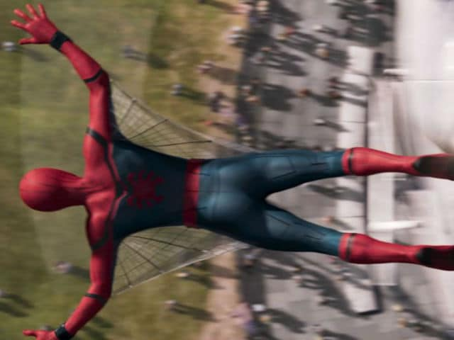 Spider-Man: Homecoming Teaser - Tom Holland Suits Up And We Want To See More
