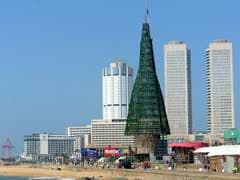 Sri Lanka's Record Christmas Tree Pruned Due To Work Delays