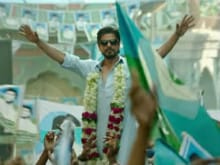 Raees Trailer Is Crazy Viral. Guess How Many Views Shah Rukh Khan's Film Has