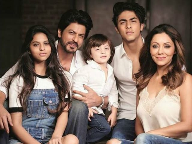 Image result for SRK and family