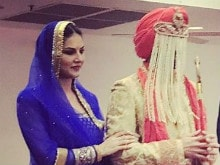 Sunny Leone Let Us Inside Her Brother's Intimate Wedding Ceremony. See Pics