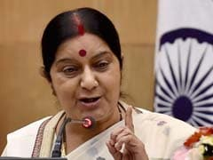 Sushma Swaraj Shocked Over Indian-Origin Man's Killing in US