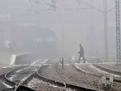 107 Trains Running Late Due To Fog In Delhi