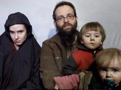 Taliban Video Shows Sons Born To Kidnapped US, Canadian Couple