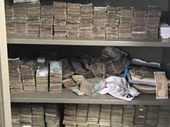 Over 13 Crores Seized From South Delhi Law Firm, 2.5 Crores In New Notes