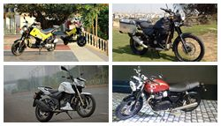 Top 10 Two Wheeler Launches Of 2016