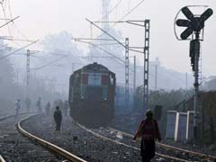 Dense Fog In Delhi Delays 34 Trains, 13 Flights