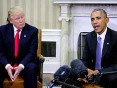 Trump Shatters Peace With Obama With Tweet On 'Roadblocks'