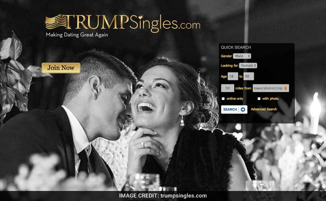 """donald dating site """"we want to be an actual real dating site that facebook messenger whatsapp email copy filed under dating, dating apps, donald trump share new york post."""