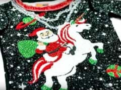 This 'Ugly Christmas Sweater' Will Cost You $30,000. Here's Why