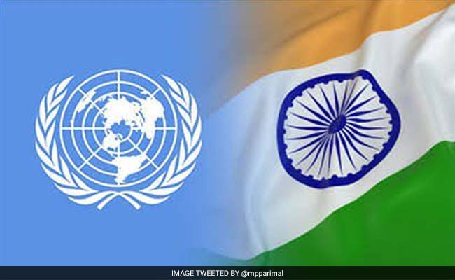 India Pledges Aid To UN Relief Agency For Palestinian Refugees
