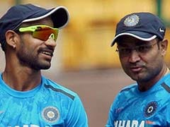Virender Sehwag Reads His Own Tweets For Entertainment