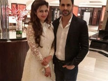 Divyanka Tripathi And Vivek Dahiya's 'Evening In Paris'
