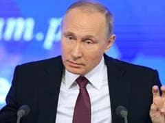 Patriotic Russians May Have Staged Cyber Attacks On Own Initiative, Says Vladimir Putin
