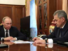 Vladimir Putin Announces Syria Truce Deal, Peace Talks