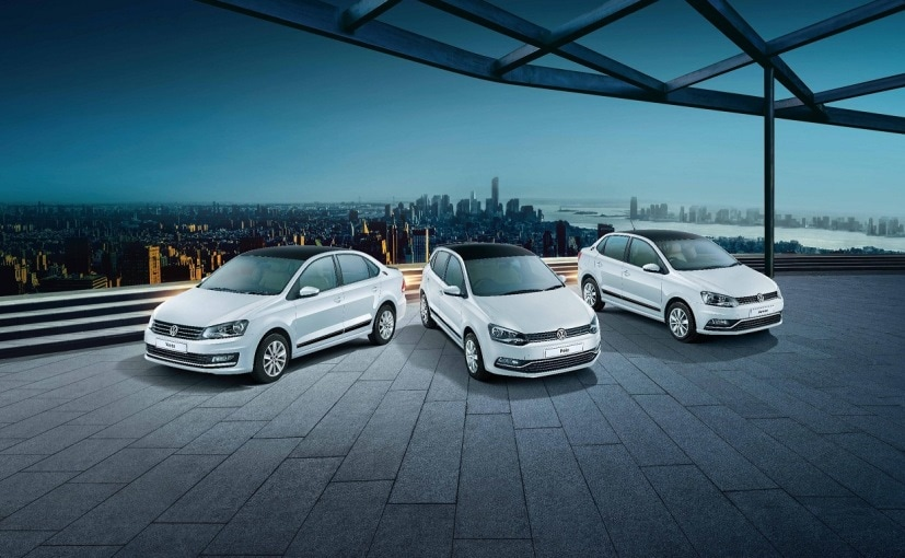 Volkswagen India Launches Crest Collection For Ameo, Vento And Polo
