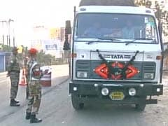Row Over Army At Toll Plazas: Mamata Banerjee Leaves Office After 30 Hrs