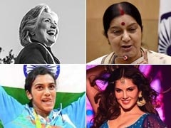 Hillary Clinton To Sunny Leone: 13 Women We Looked Up To In 2016